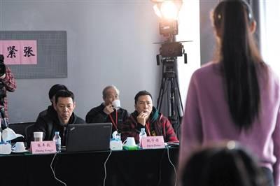 北影高职表演系首次单独招生 明星考官甄子丹现身